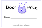 Free Printable Door Prize Tickets